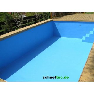 Poolfarbe WEISS 1 Liter